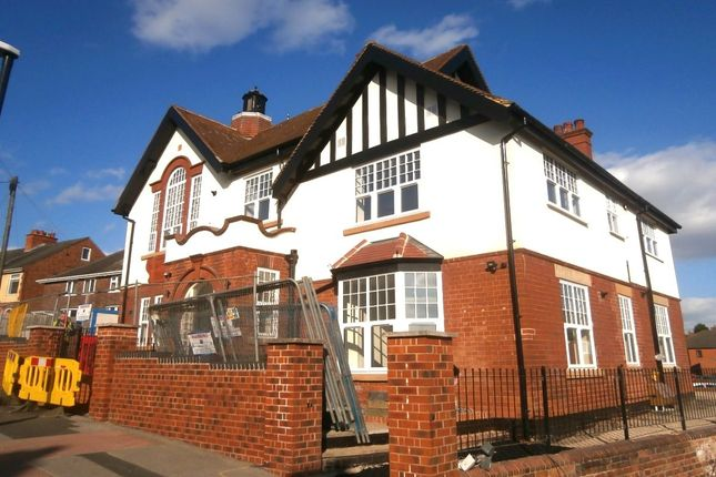 Thumbnail Flat for sale in Church Street, Eastwood, Nottingham