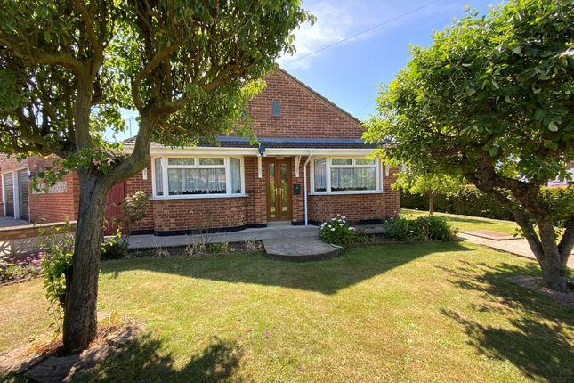 Thumbnail Detached bungalow for sale in Springfield, Fletton, Peterborough