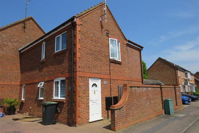 Thumbnail Semi-detached house for sale in Bradfield Close, Rushden