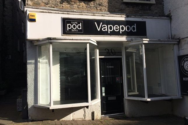 Thumbnail Retail premises to let in 30 Finkle Street, Kendal, Cumbria