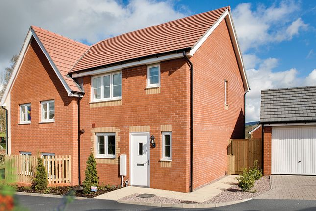 """Thumbnail Semi-detached house for sale in """"The Southwold"""" at Pixie Walk, Ottery St. Mary"""
