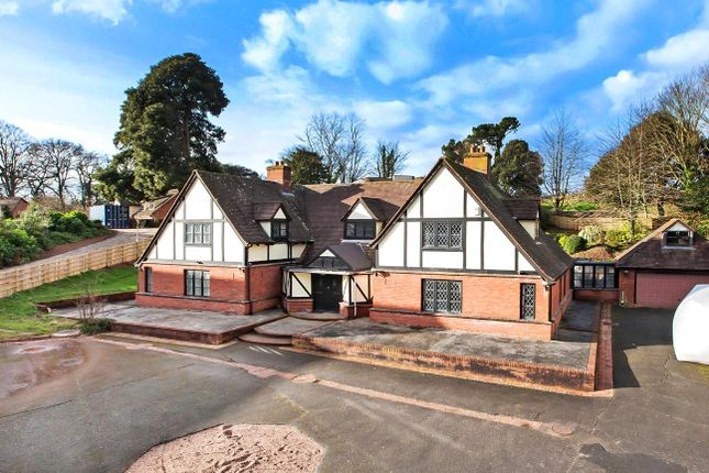 Thumbnail Detached house for sale in Barley Lane, Exeter