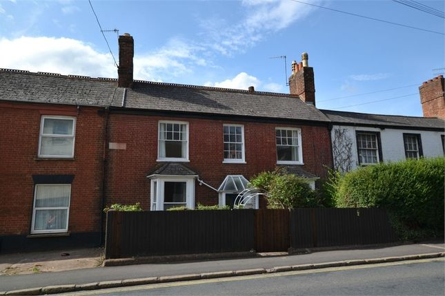 Thumbnail Cottage to rent in Old Tiverton Road, Exeter