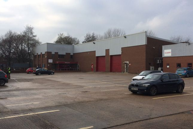 Thumbnail Industrial for sale in Norley Trading Estate, Valepitts Road, Garretts Green, Birmingham