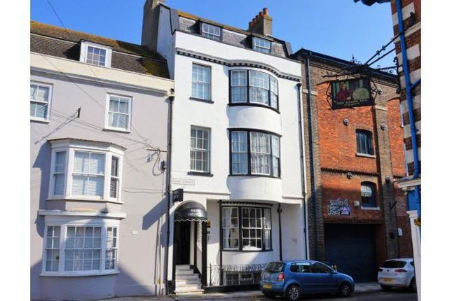 Thumbnail Town house for sale in East Street, Weymouth