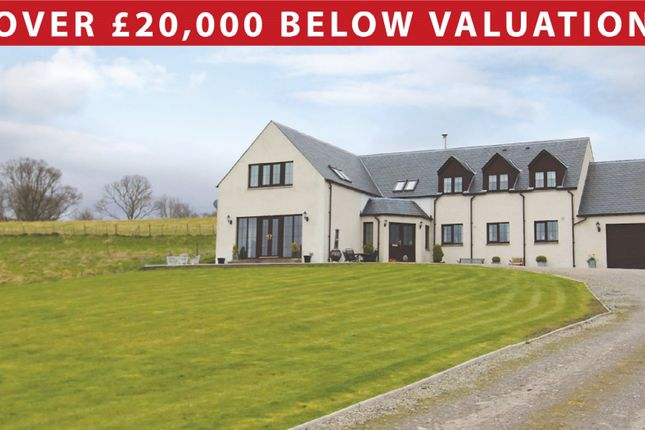 Thumbnail Detached house for sale in Grangers Lodge, The Paddock, Kincardine, Ardgay