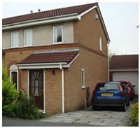 Thumbnail Semi-detached house to rent in Gleneagles, Bolton