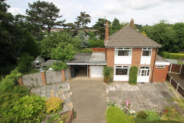 Thumbnail Detached house for sale in 3 Garth Drive, Chester, Cheshire