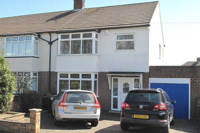3 bed semi-detached house to rent in Killingworth Drive, West Moor, Newcastle Upon Tyne