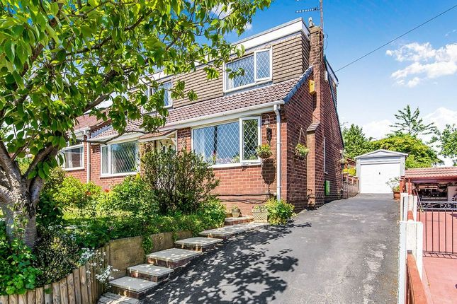 Thumbnail Semi-detached house for sale in Eskdale Avenue, Royton, Oldham