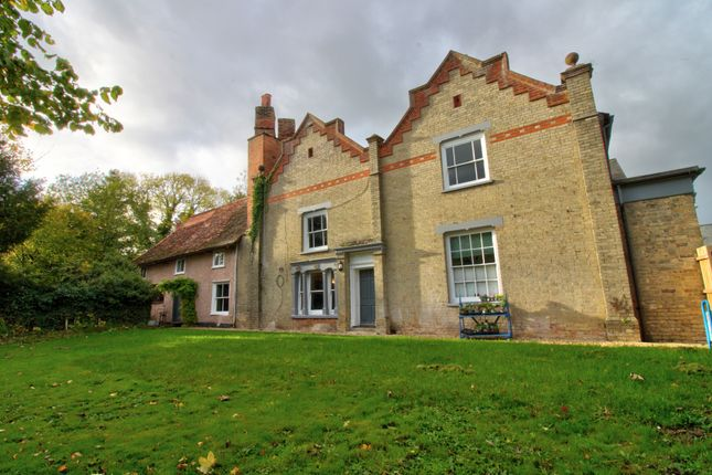 Thumbnail Detached house for sale in The Green, Grundisburgh, Woodbridge