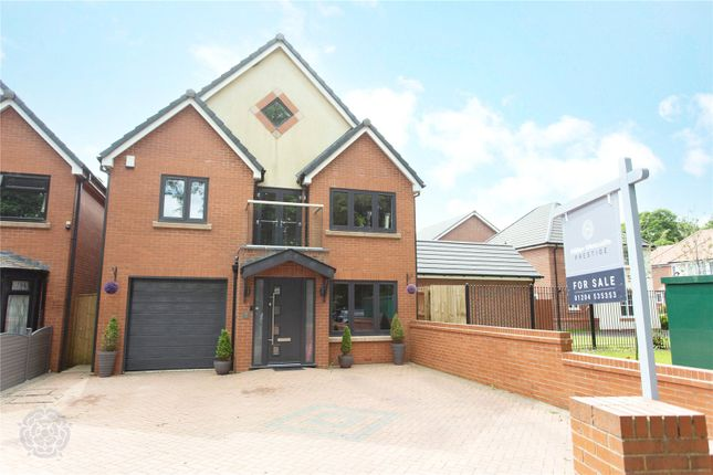 Thumbnail Detached house for sale in Moss Lea, Sharples, Bolton