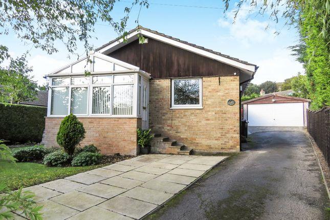 Thumbnail Detached bungalow for sale in West Lane, Baildon, Shipley
