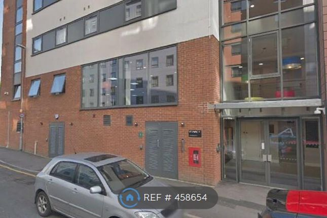 Thumbnail Flat to rent in The Edge, Leeds