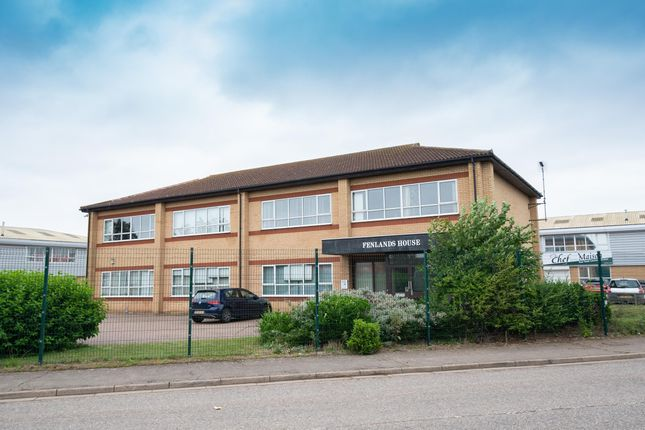 Thumbnail Office to let in Manorgrove Business Park, Peterborough