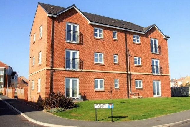 Thumbnail Flat to rent in Mappleton Drive, Seaham