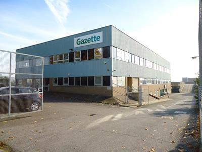 Thumbnail Commercial property for sale in Gazette House, Pelton Road, Houndmills Industrial Estate, Basingstoke, Hampshire