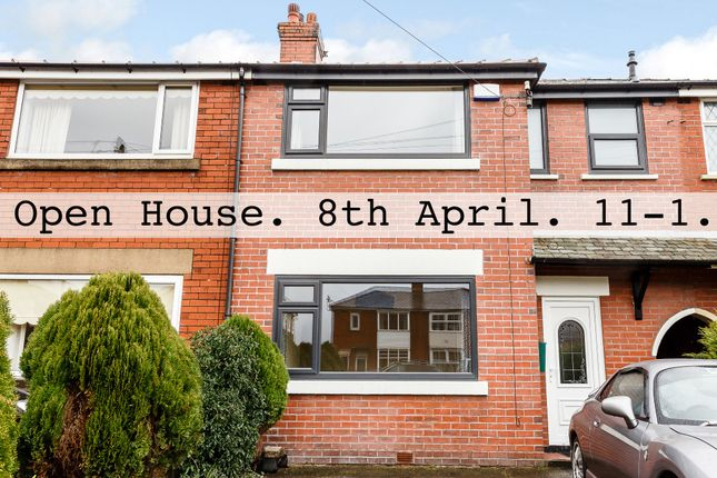 Thumbnail Terraced house for sale in Westhoughton Road, Chorley