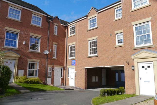 Thumbnail Flat to rent in Gibson Close, Nantwich