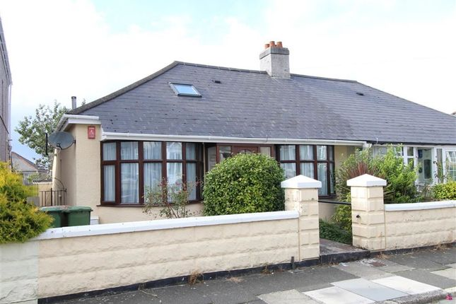 Thumbnail Semi-detached bungalow for sale in Orchard Road, Beacon Park, Plymouth