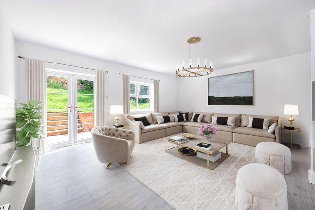 Thumbnail End terrace house for sale in Fredricks Mews, Hivings Hill, Chesham, Buckinghamshire