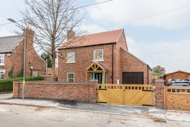 Thumbnail Detached house for sale in The Orchard, Great North Road, Cromwell, Newark