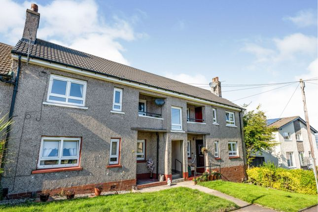 Thumbnail Flat for sale in Dungourney Drive, Greenock