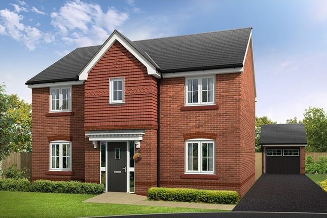 """Thumbnail Detached house for sale in """"Bunbury"""" at Croxton Lane, Middlewich"""