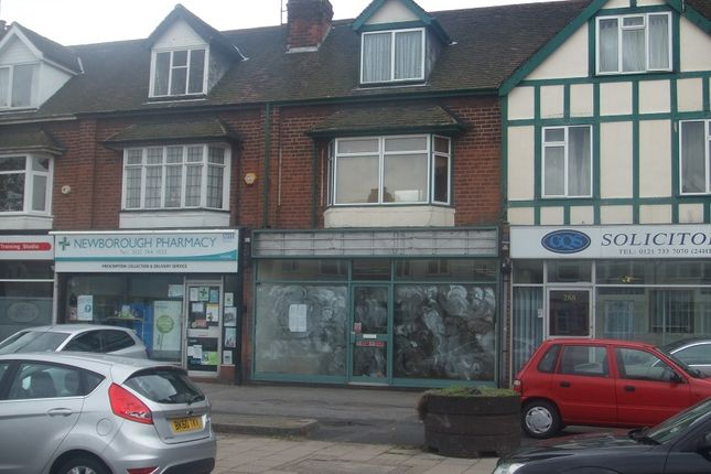 Thumbnail Retail premises for sale in Baldwins Lane, Hall Green, Birmingham