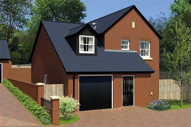 Thumbnail Detached house for sale in Birch Grove, Gloucester Road, Chepstow, Gloucestershire