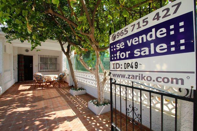 3 bed terraced house for sale in Calle Camelias, Santiago De La Ribera, Murcia, Spain