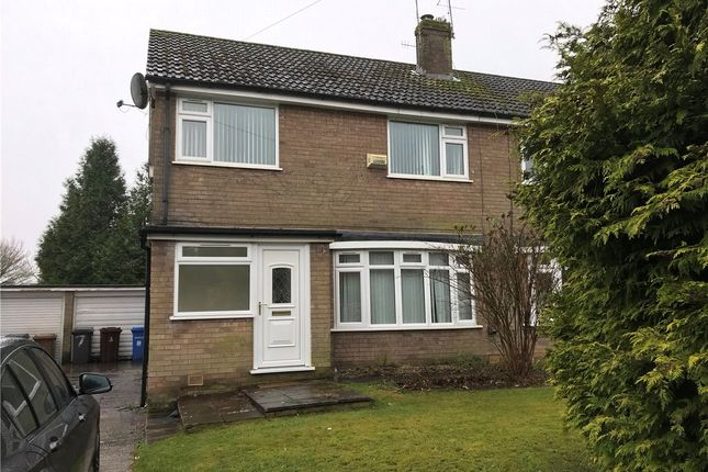 Thumbnail Semi-detached house to rent in Tollemache Close, Mottram, Hyde, Greater Manchester