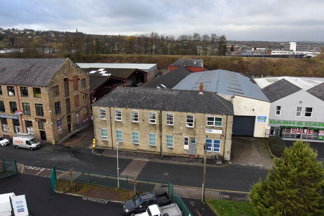 Thumbnail Warehouse for sale in Plumbe Street, Burnley