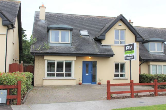 Thumbnail Detached house for sale in 56 Barretstown Meadows, Newbridge, Kildare