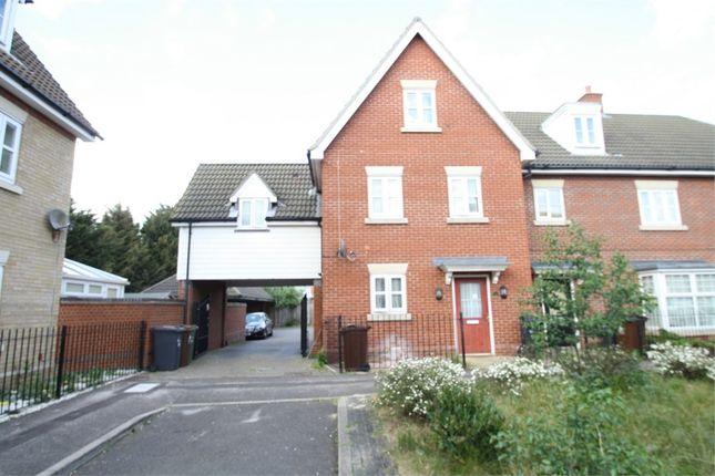 Thumbnail Terraced house for sale in Lockwell Road, Dagenham, Essex
