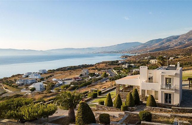 Thumbnail Villa for sale in Karystos Villa+Plot Of Land, Karystos, Central Greece, Greece