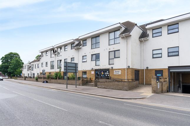 Thumbnail Flat for sale in Garden Court, Station Road, West Drayton