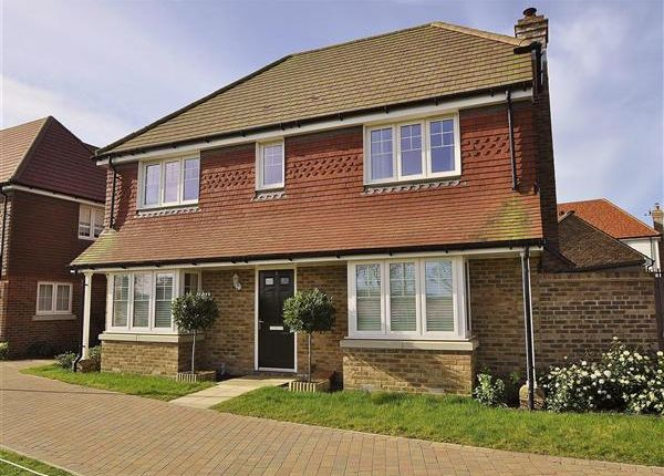 Thumbnail Detached house for sale in Avocet Way, Ashford