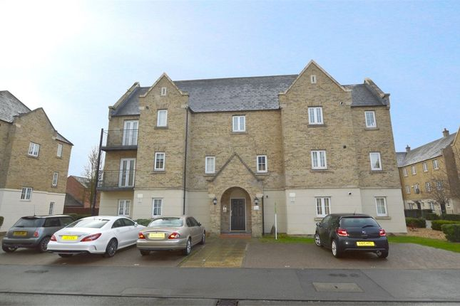 Thumbnail Flat to rent in Avocet Close, Coton Meadows, Rugby, Warwickshire