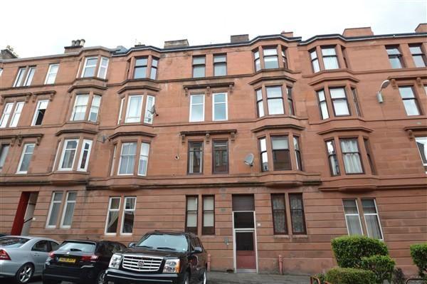 Thumbnail Flat for sale in Braeside Street, Maryhill, Glasgow