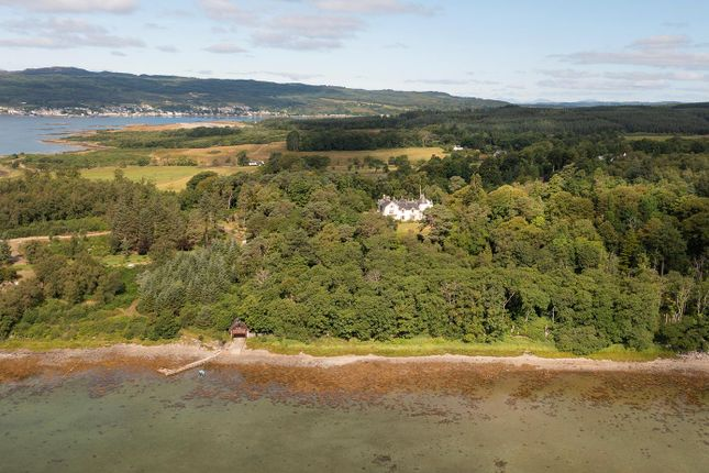 Thumbnail Detached house for sale in Castleton Estate, Lochgilphead, Argyll And Bute