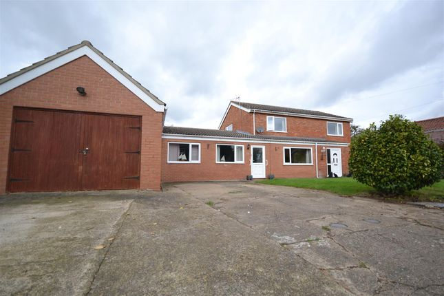 Thumbnail Detached house for sale in Freethorpe, Norwich