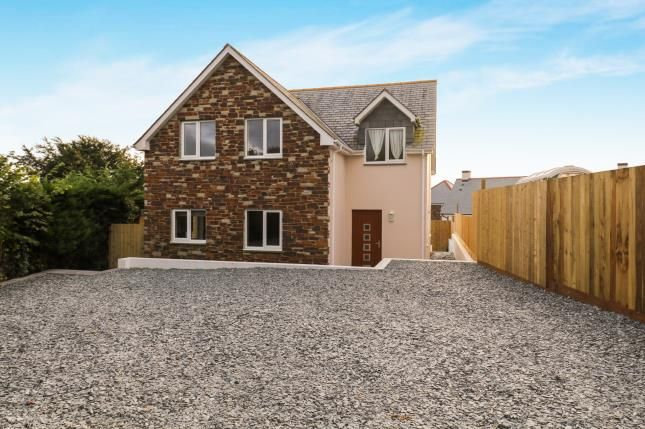 Thumbnail Detached house for sale in Bodmin, Cornwall