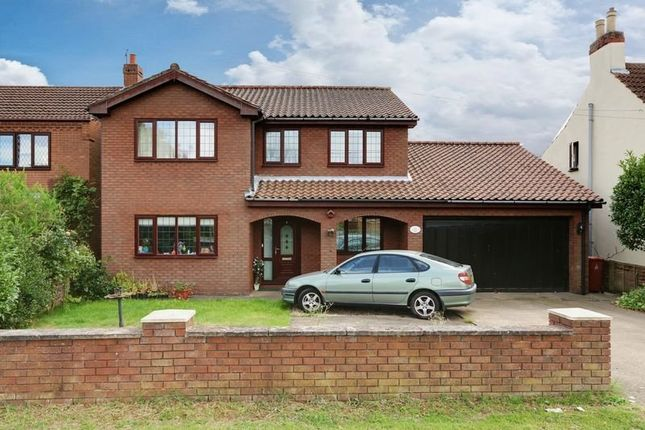 Thumbnail Detached house to rent in Scawby Road, Scawby Brook, Brigg, Lincolnshire