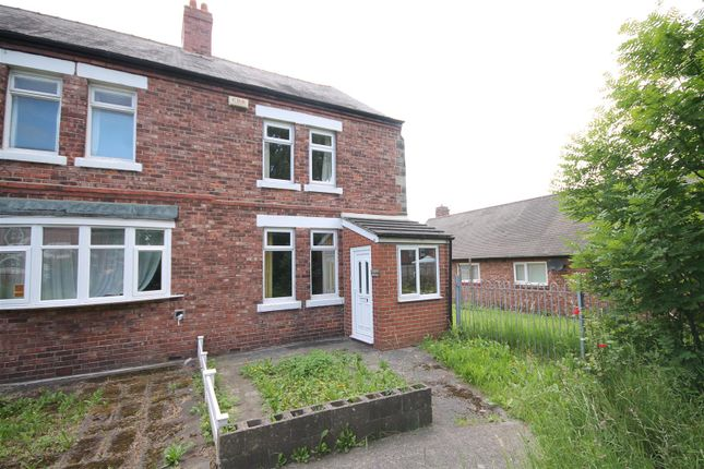 Thumbnail End terrace house for sale in Wynyard Grove, Gilesgate, Durham