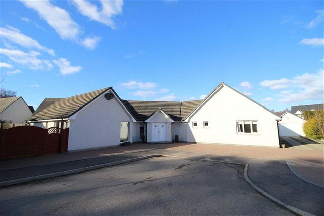 Thumbnail Detached bungalow for sale in 9, Ord Road, Muir Of Ord