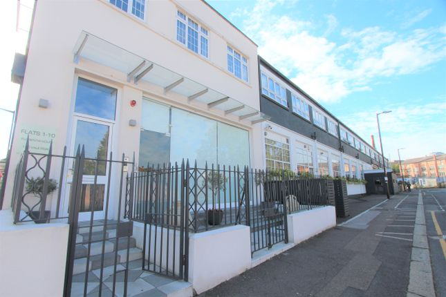 Thumbnail Flat to rent in Florentia House, Vale Road
