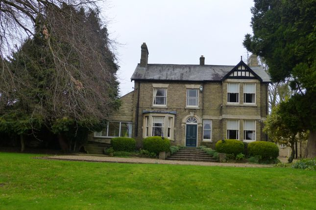 Thumbnail Detached house to rent in Creeton Road, Little Bytham, Grantham