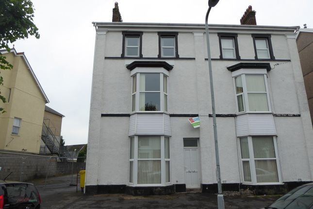 Thumbnail Flat for sale in Eaton Crescent, Uplands, Swansea