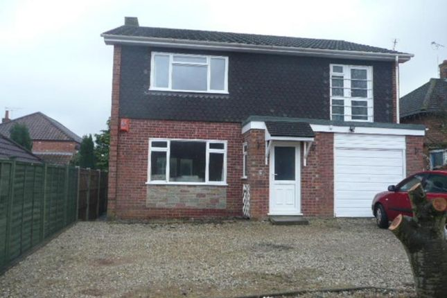 Thumbnail Detached house to rent in 3 Intwood Road, Cringleford, Norwich, Norfolk